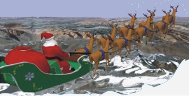 Nomi Renne Babbo Natale.Nomi Renne Babbo Natale Santantonioposta